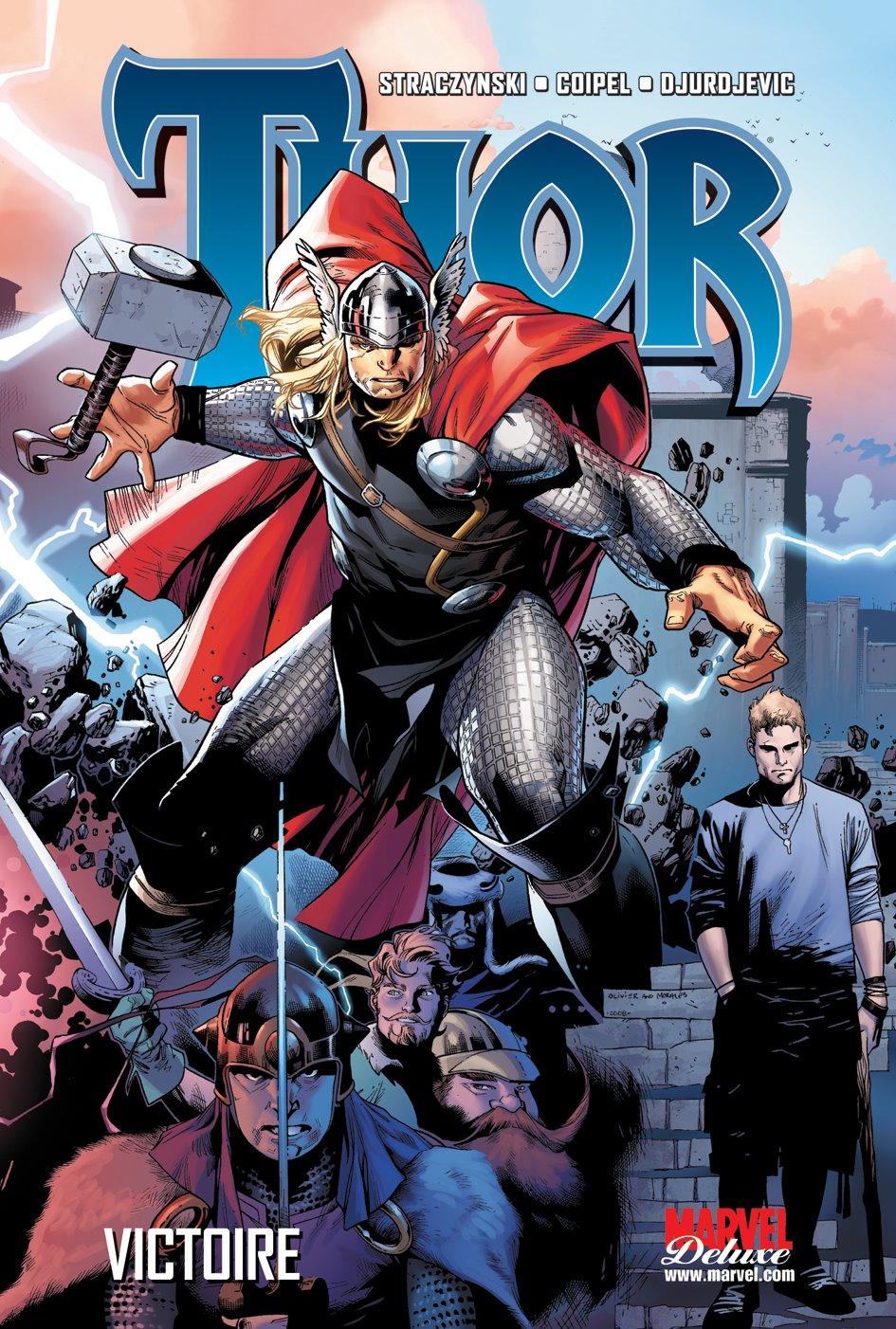 top comics thor