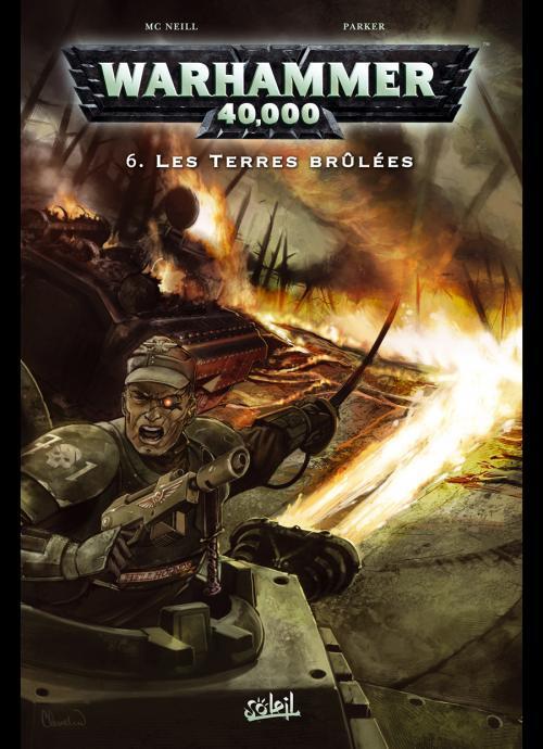 bande dessinee warhammer 40000
