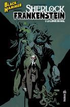 Black Hammer Présente - Sherlock Frankenstein Et La Ligue du Mal 1