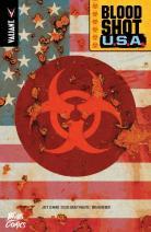 Comics - Bloodshot U.S.A.