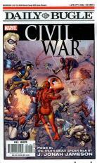 Daily Bugle Civil War Newspaper Special