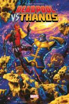 Deadpool Vs. Thanos 1