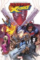 Comics - Deadpool Vs. X-Force