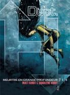 Comics - Dept. H - Murder Six Miles Deep