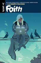 Comics - Faith (Valiant)