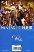 Fantastic Four 541