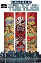 Free Comic Book Day France 2018 - Teenage Mutant Ninja Turtles