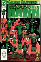 Green Lantern - Emerald Dawn 6