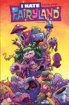 Comics - I Hate Fairyland