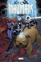 Comics - Inhumains