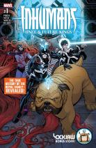 Inhumans - Once And Future Kings