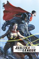 Justice League Rebirth 1