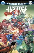 Justice League Rebirth 15