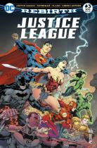 Justice League Rebirth 3