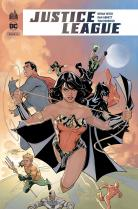 Justice League Rebirth 5