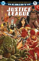 Justice League Rebirth 7