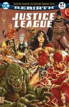 Justice League Rebirth 7
