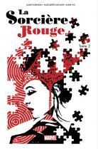 Comics - La Sorcière Rouge