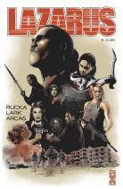 Comics - Lazarus