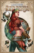 Legenderry - Red Sonja 1