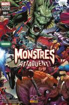 Comics - Les Monstres Attaquent !
