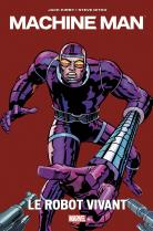 Comics - Machine Man