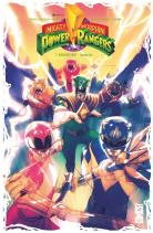Comics - Mighty Morphin Power Rangers