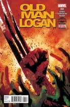 Comics - Old Man Logan