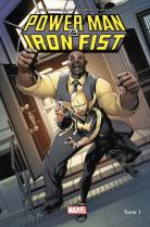 Comics - Power Man and Iron Fist
