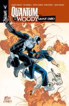 Comics - Quantum and Woody Must Die