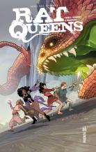 Comics - Rat Queens