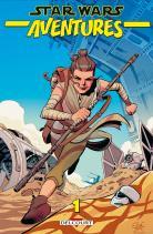 Comics - Star Wars - Aventures