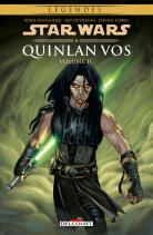 Comics - Star Wars - Quinlan Vos