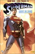 Comics - Superman - Droit du sang