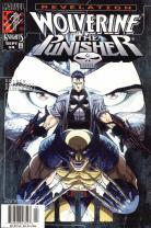 Wolverine / Punisher - Revelation 4