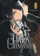 Manga - Dark Grimoire