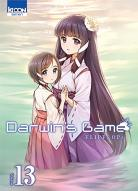 Manga - Darwin's Game