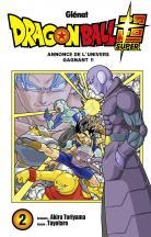 Manga - Dragon Ball Super