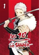 Les 10 de Sanada