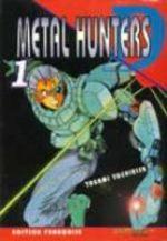 Metal Hunter D