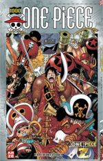 One Piece - tome 1000