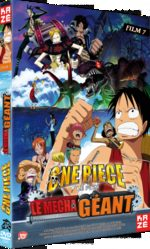 One Piece - Film 07 : Le Mécha Géant Du Château Karakuri