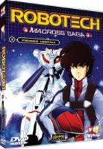 Robotech - Macross saga