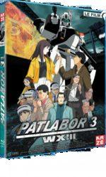 Patlabor - Film 3 : WXIII