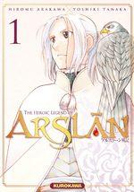 The Heroic Legend of Arslân Manga
