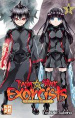 Twin star exorcists – Les Onmyôji Suprêmes