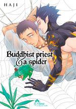Buddhist priest & spider