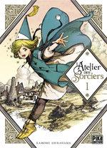 L'Atelier des Sorciers Manga