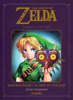 The Legend of Zelda - A link to the past & Majora's mask