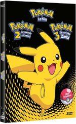 Pokemon - films 1 à 3